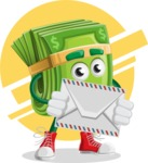 money character  - Shape 6