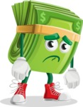 money character  - Sad