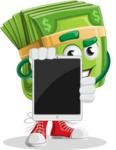 money character  - iPad 1