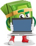 money character  - Laptop 2
