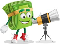 money character  - Telescope