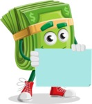 money character  - Sign 3