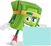 money character  - Sign 4