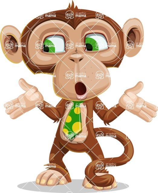 Bizzo the Business Monkey - Lost