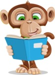 Bizzo the Business Monkey - Book 1
