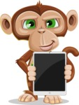 Bizzo the Business Monkey - iPad 1