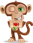 Bizzo the Business Monkey - Show Love