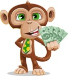 Bizzo the Business Monkey - Show me  the Money