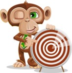 Bizzo the Business Monkey - Target