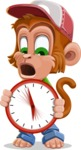 Bo Nobo the Cute Monkey - Time is Yours