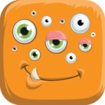 Monster Vector Cartoon Graphic Maker - Eyes on you monster avatar