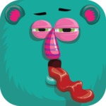 Monster Vector Cartoon Graphic Maker - Sleepy monster avatar