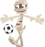 Fleshy Wrapped-up - Soccer
