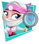 Matsuko The Businesswoman Ninja - Shape 2