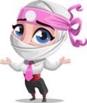Matsuko The Businesswoman Ninja - Sorry