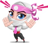 Matsuko The Businesswoman Ninja - Stop 1