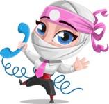 Matsuko The Businesswoman Ninja - Support 2