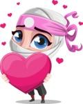 Matsuko The Businesswoman Ninja - Love