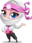 Matsuko The Businesswoman Ninja - Showcase 1