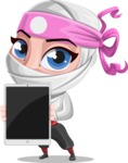 Matsuko The Businesswoman Ninja - Tablet 1