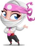 Matsuko The Businesswoman Ninja - Showcase 2