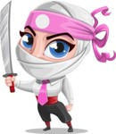 Matsuko The Businesswoman Ninja - Determination