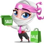 Matsuko The Businesswoman Ninja - Sale 2