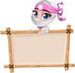 Matsuko The Businesswoman Ninja - Presentation 3