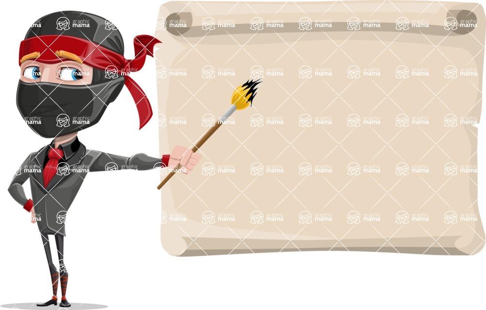 Daikoku the Businessman Ninja - Presentation 7