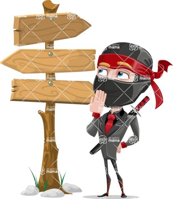 Daikoku the Businessman Ninja - Crossroads
