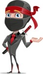 Daikoku the Businessman Ninja - Lost 1