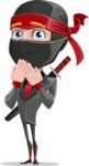 Daikoku the Businessman Ninja - Oops