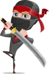 Daikoku the Businessman Ninja - Protect