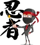 Daikoku the Businessman Ninja - Creativity