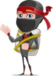 Daikoku the Businessman Ninja - Travel