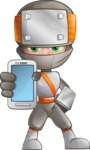 Takeshi the Ninja Warrior - Smartphone 1