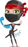 Aina the Businesswoman Ninja - Support 2