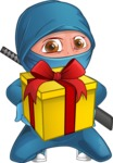 Hotaru the Determined Ninja - Gift
