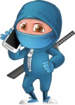 Hotaru the Determined Ninja - Smartphone 2