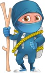 Hotaru the Determined Ninja - Travel