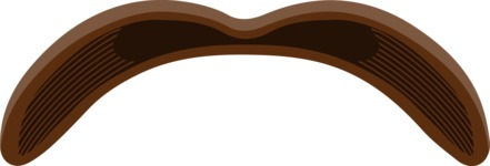 Moustaches Set: Twisted with Style - Mustaches 29