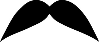 Moustaches Set: Twisted with Style - Mustaches 4