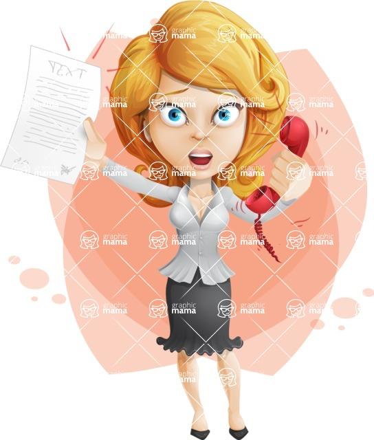 Linda Multitasking - Shape 8