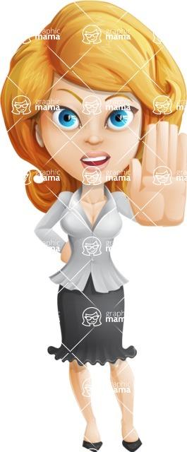 Linda Multitasking - Stop 1
