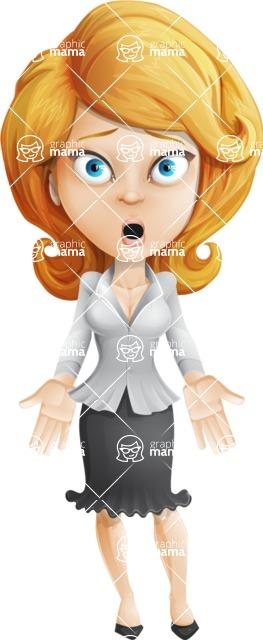 Linda Multitasking - Blank