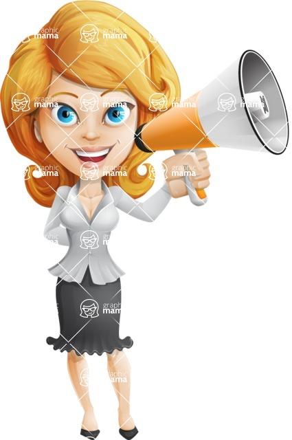 Linda Multitasking - Loudspeaker