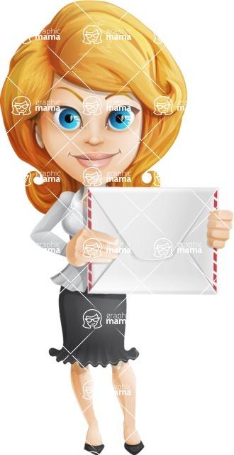 Linda Multitasking - Letter
