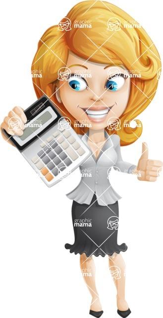 Linda Multitasking - Calculator