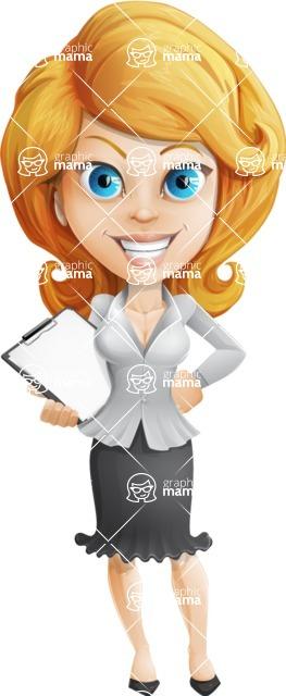 Linda Multitasking - Notepad 2