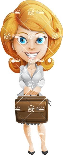 Linda Multitasking - Briefcase 3